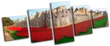 Tower of London Poppies City - 13-2239(00B)-MP07-LO